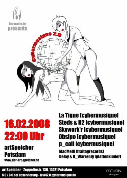 Cybermusique 2.0, Cybermusique