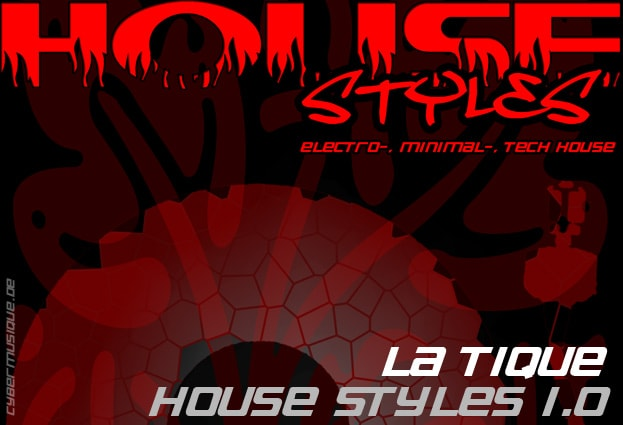 Housestyles 1.0 by La Tique